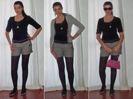shorts com meia 6