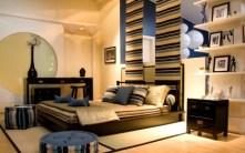quarto masculino decorado 5