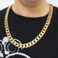 corrente de ouro masculina 2