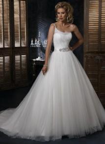 vestido de noiva fino 4