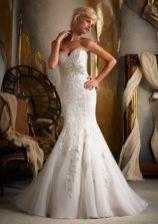 vestido de noiva sereia 1