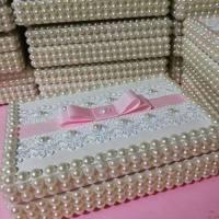 Caixa decorada para presente - dicas e coleção de modelos