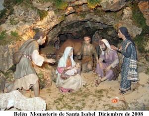 belen-monasterio-de-santa-isabel