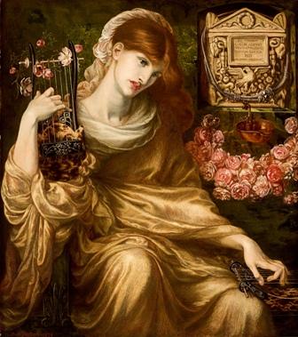 rossetti-dante-gabriel-la-viuda-romana-museo-de-arte-de-ponce
