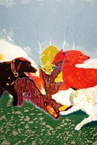 ESTAMPA 09. BENVENISTE Contemporary - Miki Leal