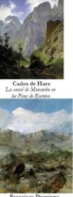 Carlos de Haes y Francisco Domingo. Siglo XIX, Museo del Prado