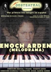 Concierto Enoch Arden (melodrama)