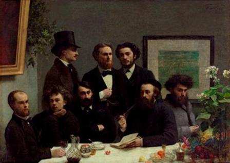 Rincón de mesa de Fantin-Latour