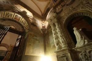 capilla san agustin despues 300x200 Restauración del Monasterio de Yuso tras una inversión de 4,6 millones de euros