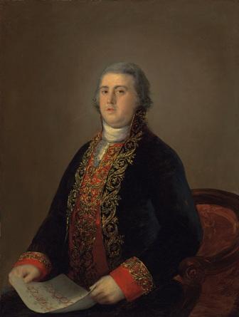 El bordador de Carlos IV de Goya se vende en Londres - Revista de ...