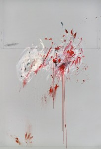 Twombly_C_Nueve discursos sobre Co¦ümodo (Nine discourses on Commodus)_1963_3