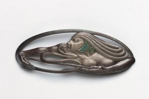 Cleopatra-Durrio,Museo-Bellas-Artes-Bilbao