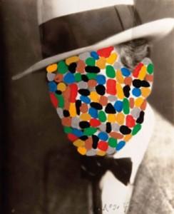Eduardo-Arroyo-Entre-pintores-1975-MuseoArteAbstratoCuenca