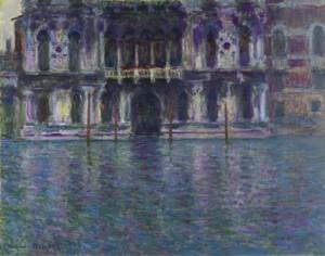 Monet, Le Palais Contarini