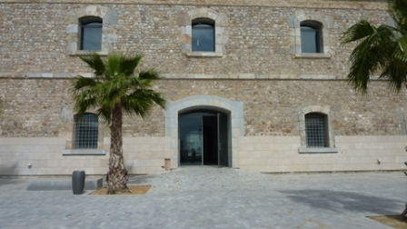 Museo Naval de Catagena, Fachada. foto mde