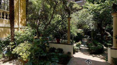 Parques de verano el jard n de la casa museo sorolla for Casa y jardin bazaar 2013