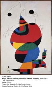 Miró Museo Reina Sofía