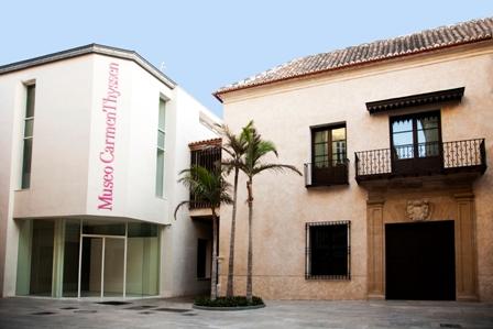 MuseoCarmenThyssenMalaga