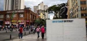 Plaza-Botero-Museo Antioquía