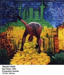 La obra de Tracey Rose se expondrá a partir del 28 de enero