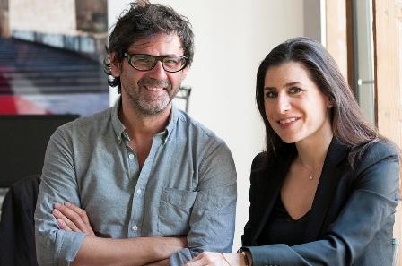 Eva González-Sancho y Juan de Nieves