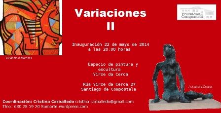 invitacion Luis de las Cuevas .Baldomero Moreiras