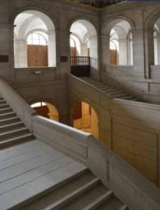 Escalera principal El Escorial