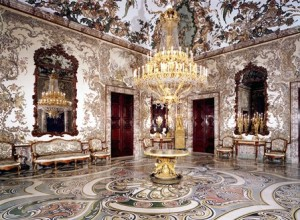 Gasparini Palacio Real de Madrid