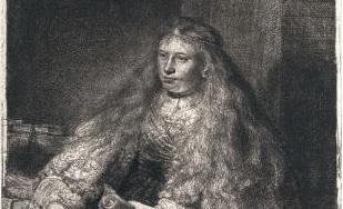 Rembrandt - copia