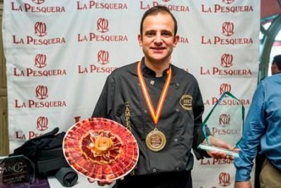 Madrid 22/03/2015. 7º Concurso de Cortadores de Jamón.  © La Pesquera