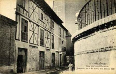 Casa-Cervantes-Valladolid