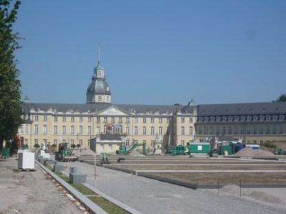 PalacioKarlsruheFachada