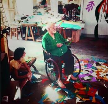 Matisse, del museo al cine