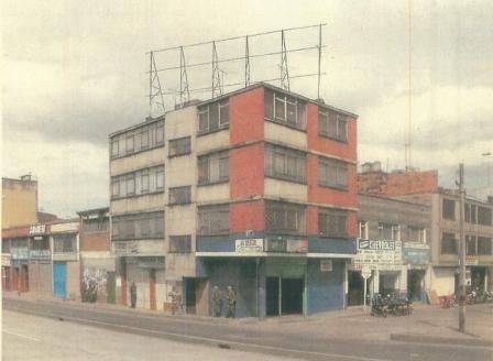 Alexander Apostol, Av Caracas Bogotá 3, 2006