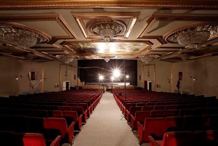 Teatro Albeniz. No publicar en ningún caso sin consultar con el Gabinete de Comunicación de la Comunidad de Madrid. Foto: D. Sinova / Comunidad de Madrid