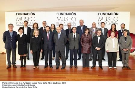 Foto reunión Fundación
