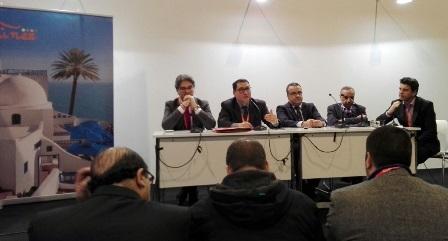 Rueda de prensa Turismo de Túnez2