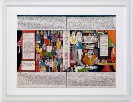 Museo Reina Sofía adquisición en ARCO 2016, Dorothy Iannone