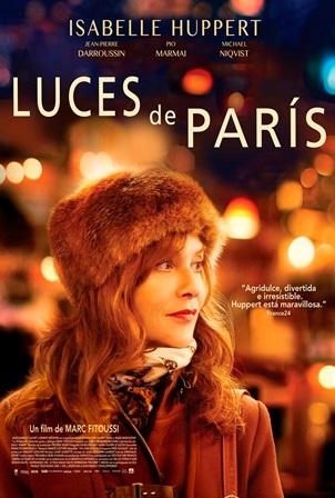 cine luces de París, Instituto Francés Madrid
