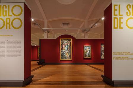 Exposición El Siglo de Oro. The Age OF Velazquez OS la Caixa -1