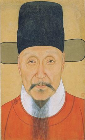 retrato-de-he-bin-comandante-en-jefe-de-la-dinastia-ming