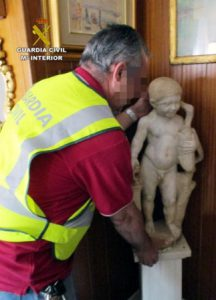guardia-civil-estatuas-en-murcia