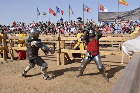 II Torneo Internacional Combate Medieval - Miguel Muñoz
