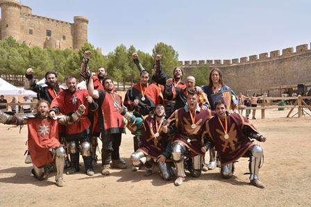 Unión Almogavar_II_Tornero Internacional Combate Medieval