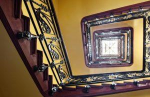 casa decor 2018 escaleras