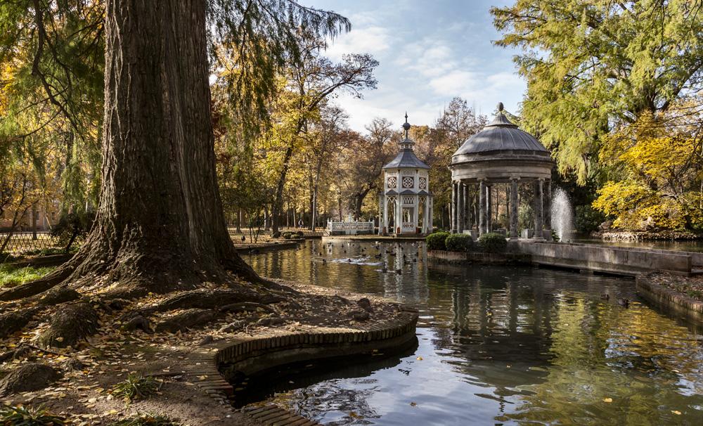 Patrimonio prepara los jardines de aranjuez para la for Jardines de aranjuez horario