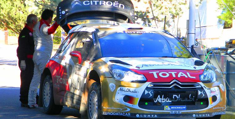 WRC Rally – Córdoba en Otoño