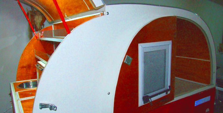Minirodante hecha en casa III – parte 2