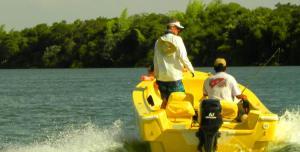 Pesca en el Alto Paraná en verano, experiencia cautivante