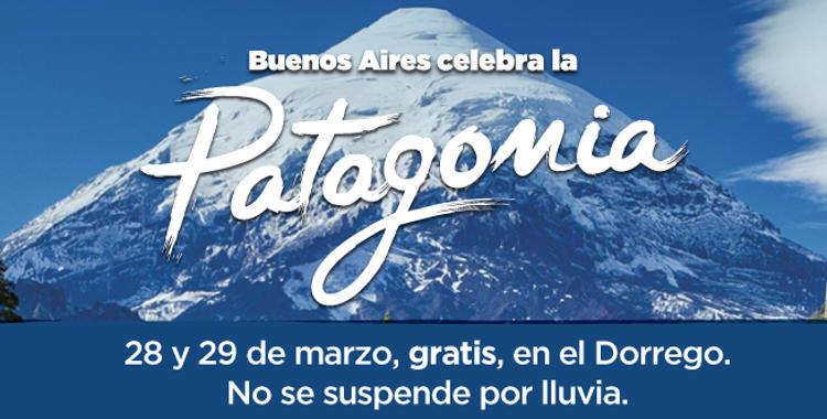 Feria Buenos Aires Celebra La Patagonia